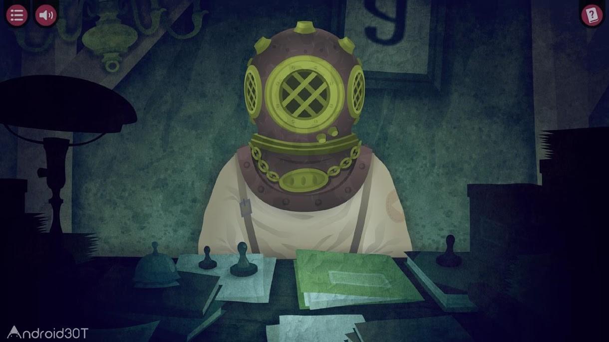 دانلود The Franz Kafka Videogame 1.01 – بازی پازلی داستانی برای اندروید
