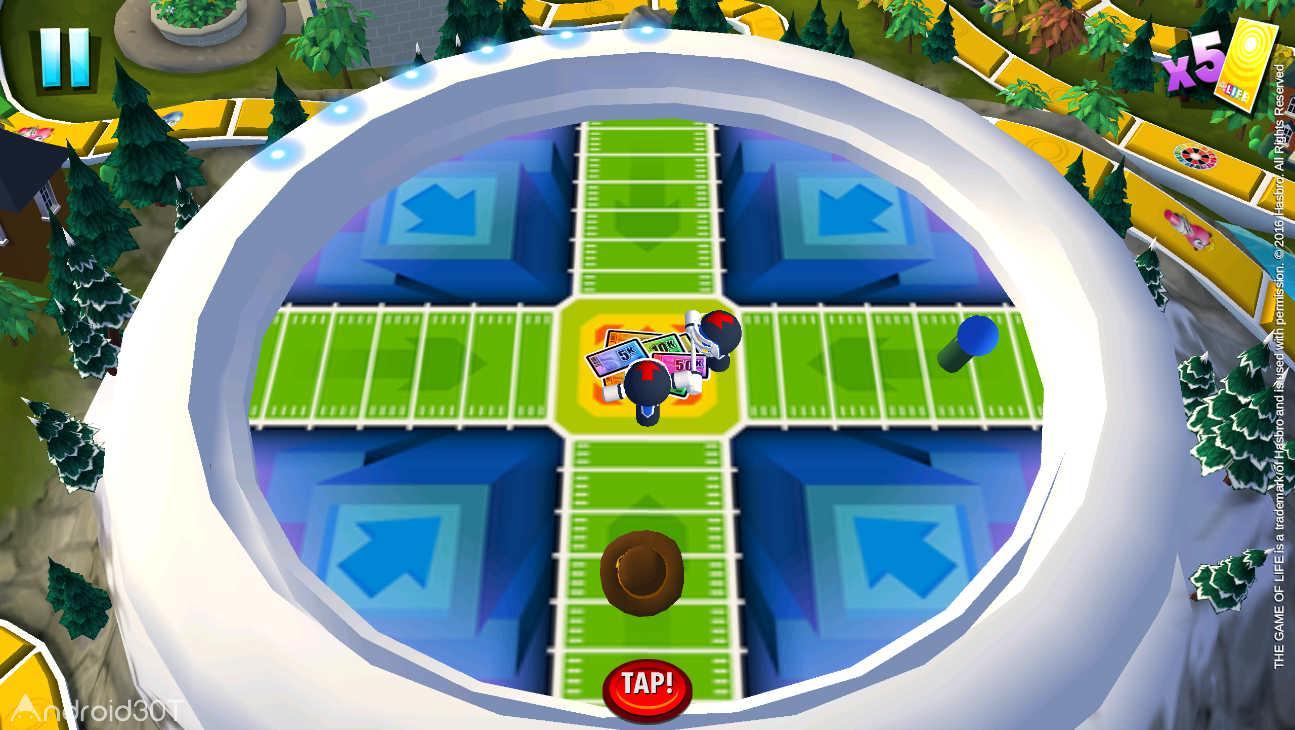 دانلود The Game of Life 2.0.4 – بازی سرگرم کننده تجربه زندگی اندروید