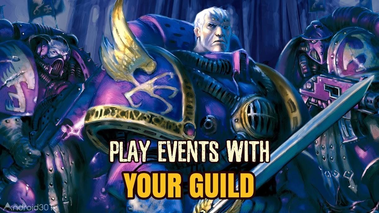 دانلود The Horus Heresy: Legions – TCG card battle game 1.5.9 – بازی اکشن اندروید