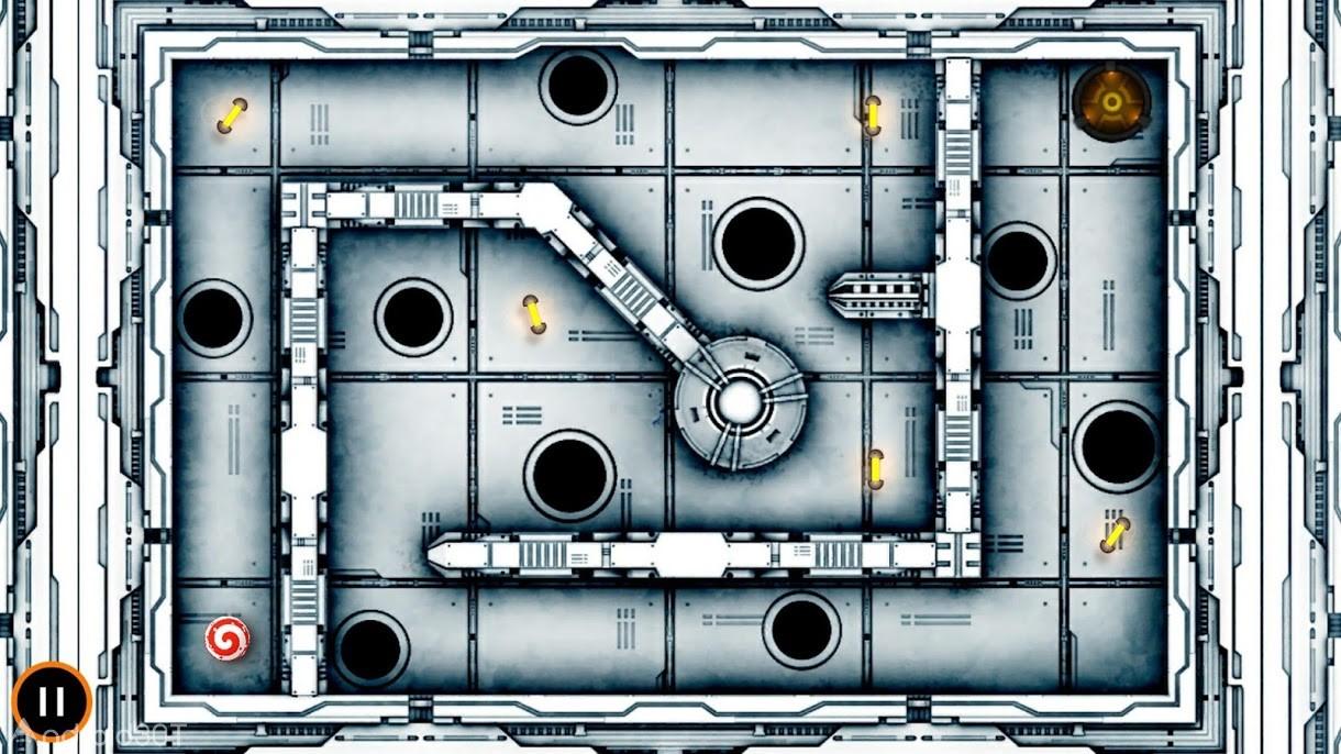 دانلود The Labyrinth 1.6 – بازی پازلی جالب برای اندروید