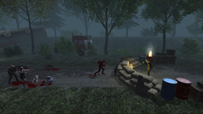 دانلود The Last Hideout – Zombie Survival 1.0 – بازی آخرین مخفیگاه زامبی اندروید
