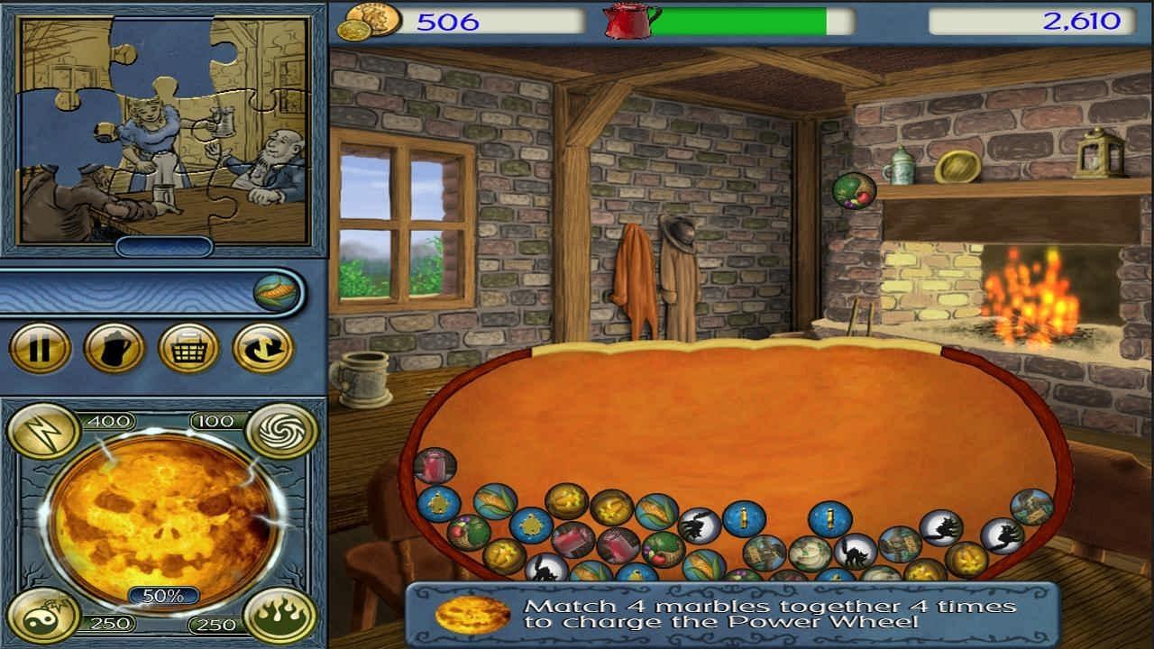 دانلود The Legend of Sleepy Hollow 1.6 – بازی پازلی فوق العاده اندروید