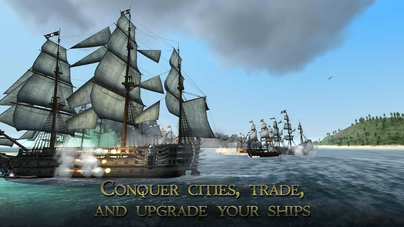 دانلود The Pirate: Plague of the Dead 2.7 b271 – بازی دزدان دریایی اندروید