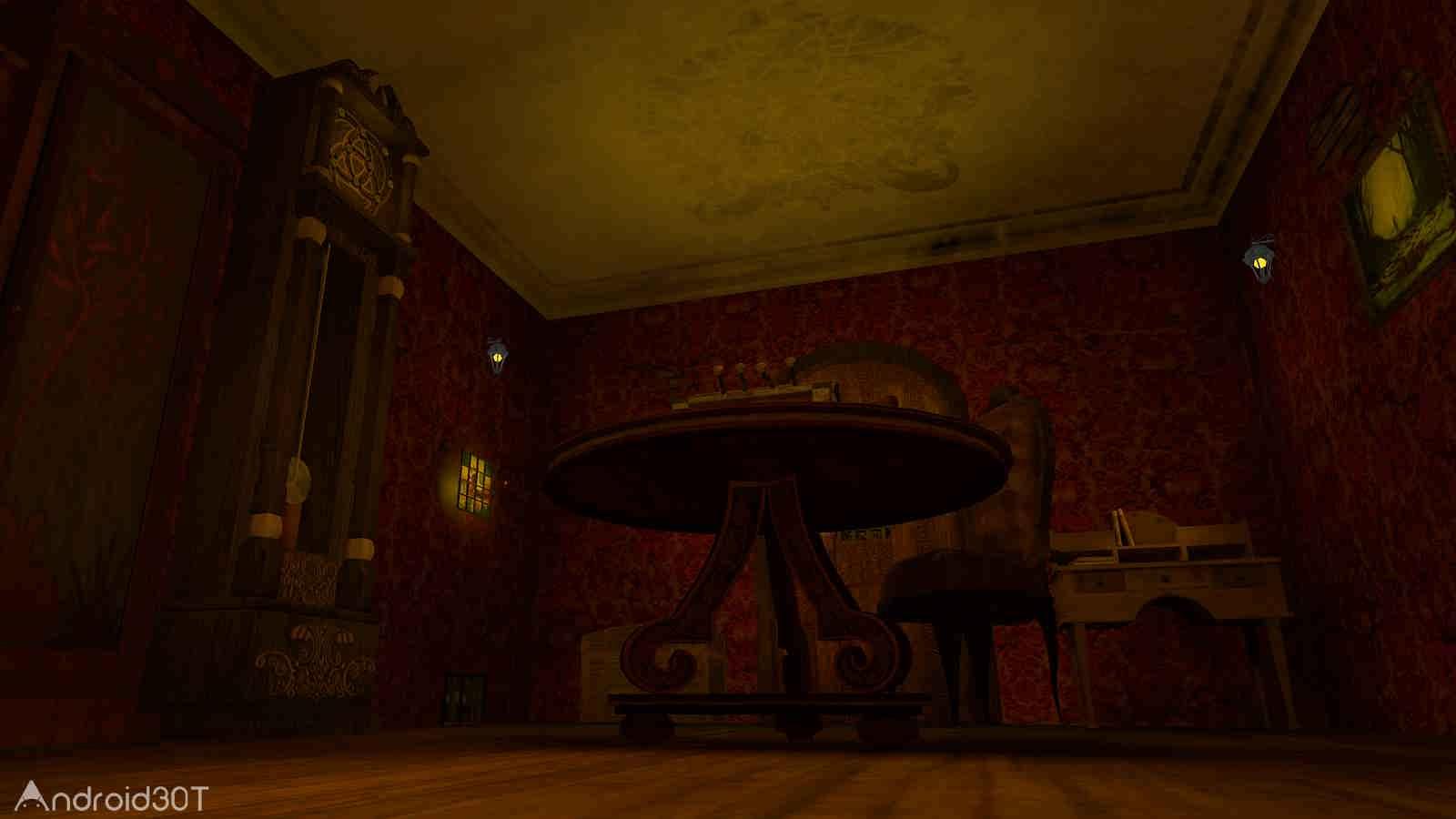 دانلود The Rabbit Hole – Escape the Room 1.10.0 – بازی ترسناک فرار از اتاق اندروید