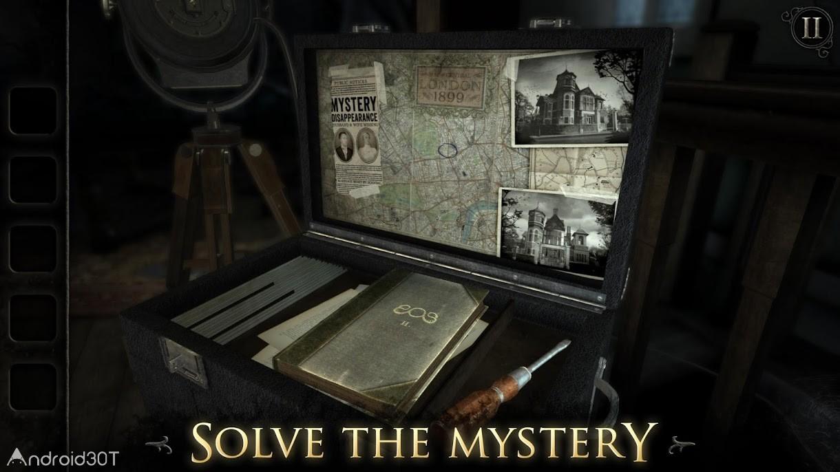 دانلود The Room: Old Sins 1.0.2 – بازی پازلی اتاقها اندروید