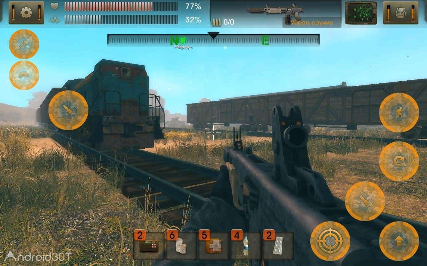 دانلود The Sun: Origin 2.0 – دانلود بازی اکشن خورشید اندروید