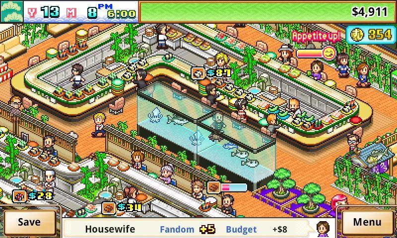 دانلود The Sushi Spinnery 2.2.5 – بازی هیجان انگیز پخت سوشی اندروید