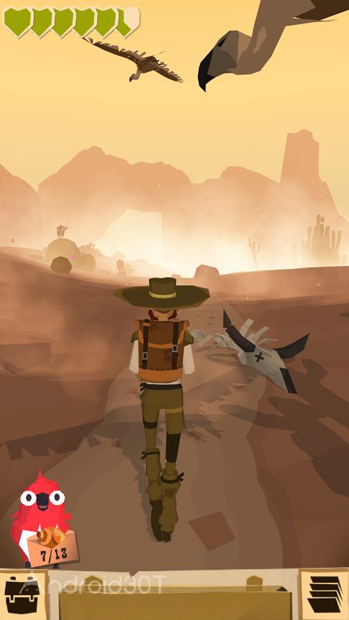 دانلود The Trail 10111 – بازی فوق العاده شبیه سازی دنباله اندروید