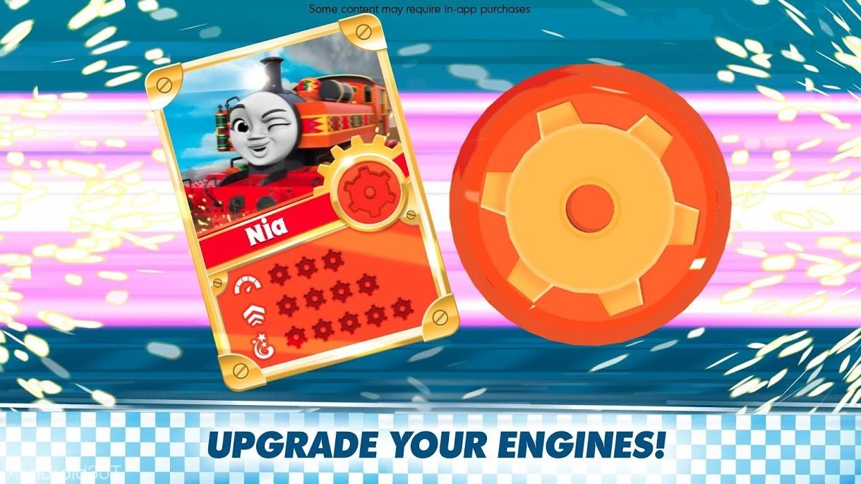 دانلود Thomas & Friends: Go Go Thomas 2.1 – بازی قطار توماس و دوستان اندروید