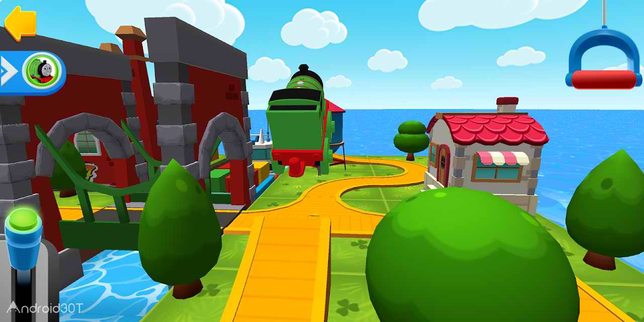 دانلود Thomas & Friends Minis 1.4 – بازی سرگرم کننده توماس برای اندروید