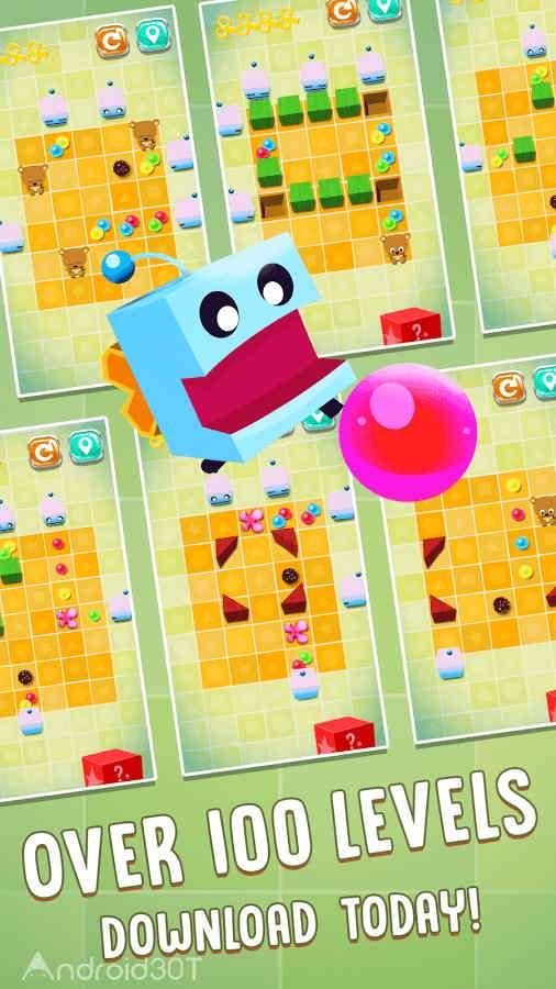 دانلود Tidy Robots 5 – بازی پازلی متفاوت ربات های تیدی اندروید