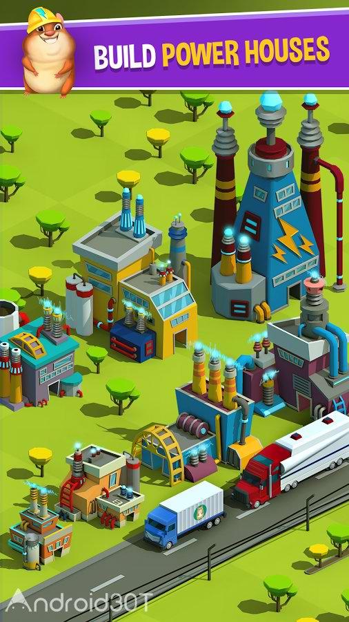 دانلود Tiny Hamsters 2.2.1 – بازی شبیه سازی همستر کوچک اندروید