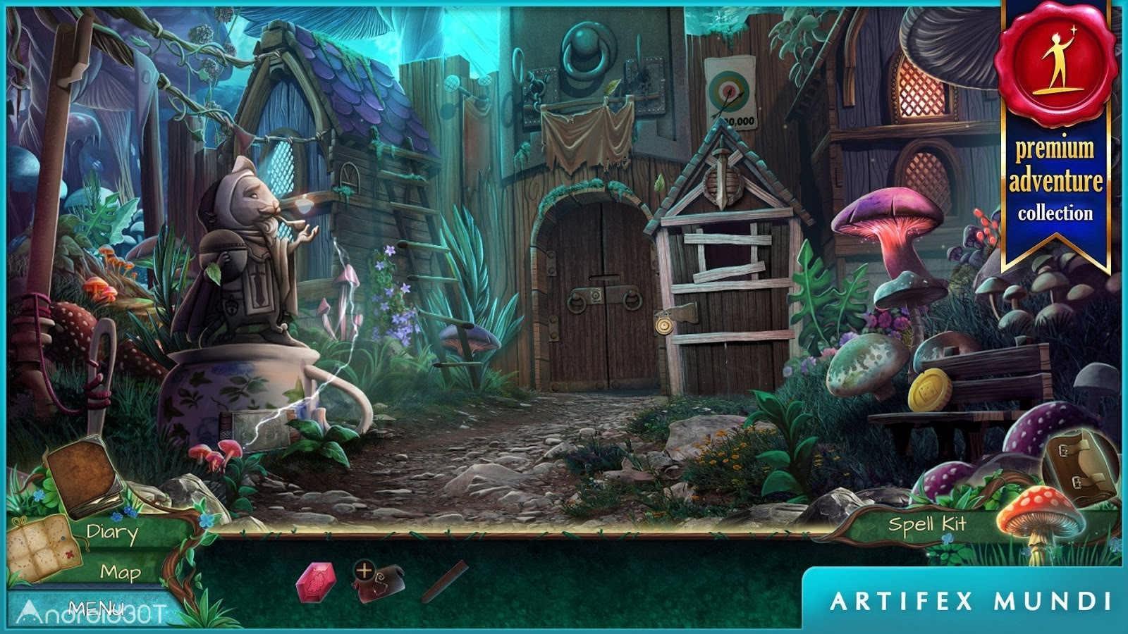دانلود Tiny Tales: Heart of the Forest Full 1.0 – بازی ماجراجویی قلب جنگل اندروید