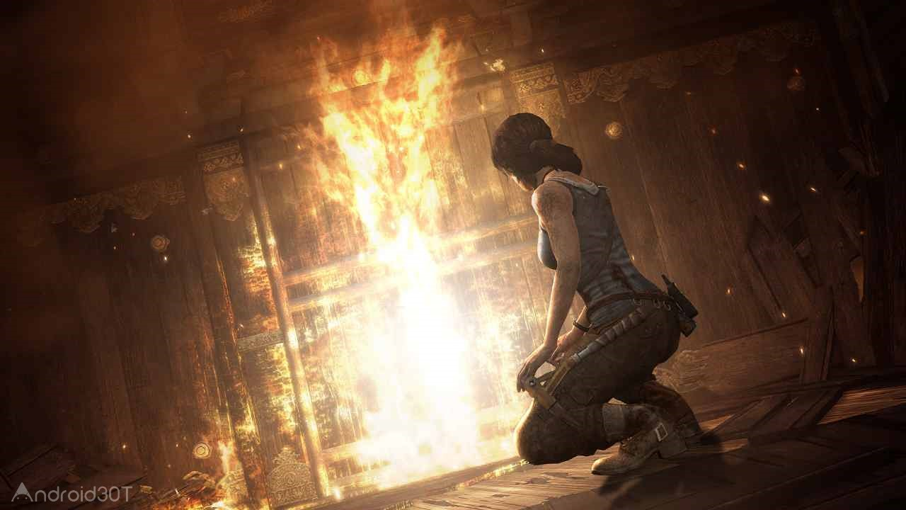 Tomb Raider 23.329 – بازی ماجراجویی تام رایدر اندروید