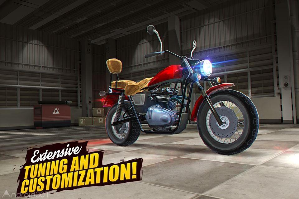 دانلود Top Bike: Racing & Moto Drag 1.05.1 – بازی درگ موتورسواران اندروید