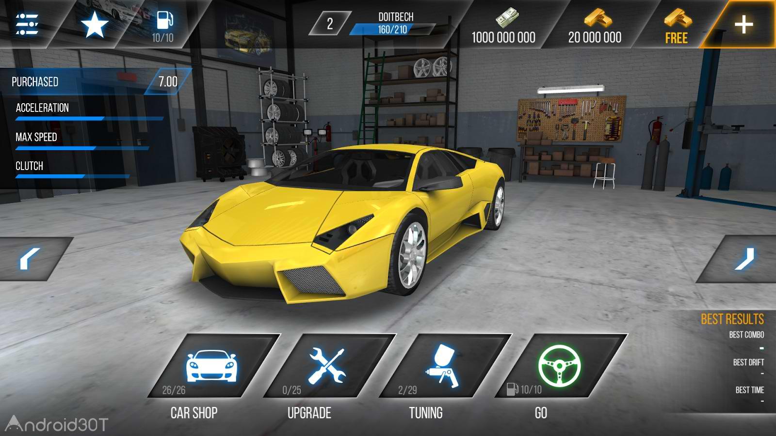 دانلود Top Cars: Drift Racing 2.2.66 – بازی مسابقات مهیج دریفت اندروید