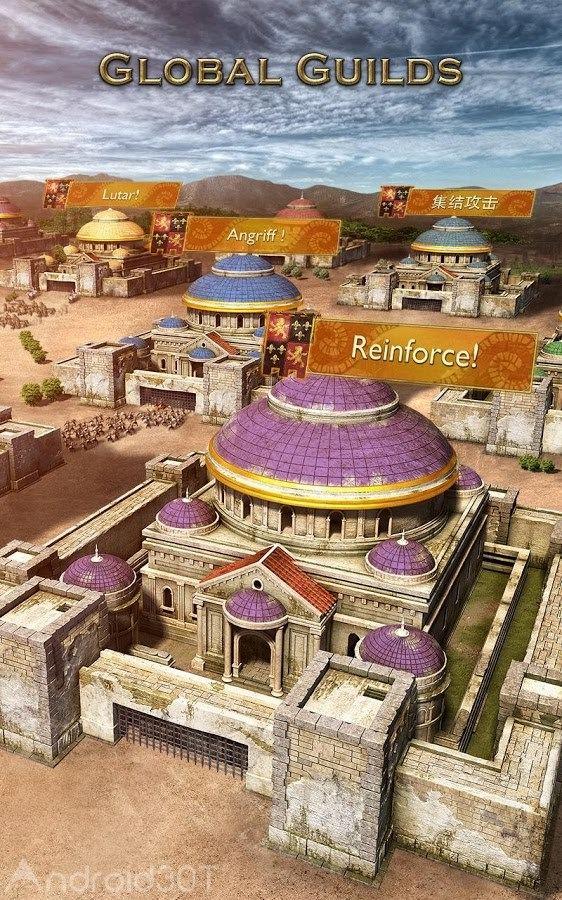 دانلود Total War: King's Return 0.0.33 – بازی استراتژیکی و آنلاین بازگشت پادشاه اندروید