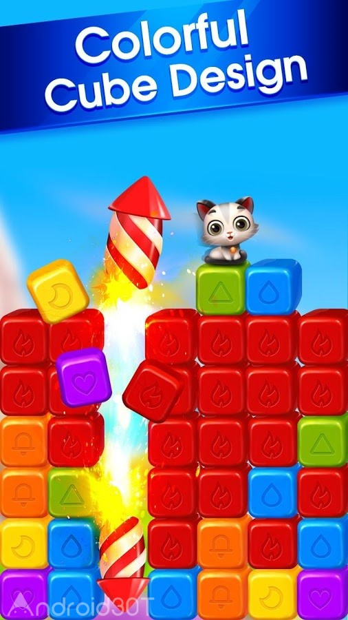 دانلود Toy Crush 1.9.3132 – بازی خرد کردن اسباب بازیها اندروید