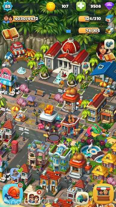 دانلود Trade Island 2.0 – بازی خلاقانه تجارت جزیره برای اندروید