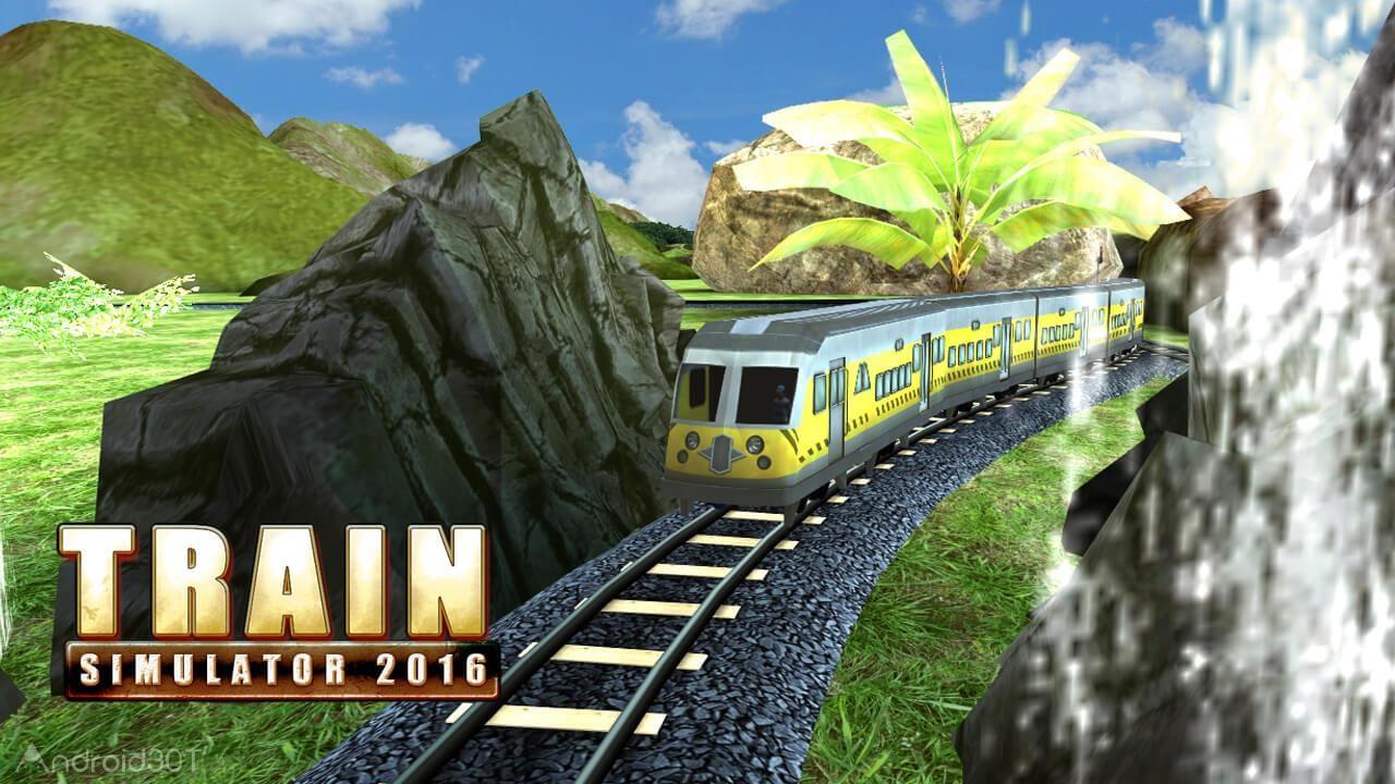 Train Simulator 2016 1.2 – شبیه ساز رانندگی با قطار اندروید