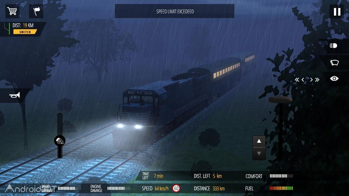 دانلود Train Simulator PRO 2018 v1.3.7 – بازی شبیه ساز قطار 2018 اندروید