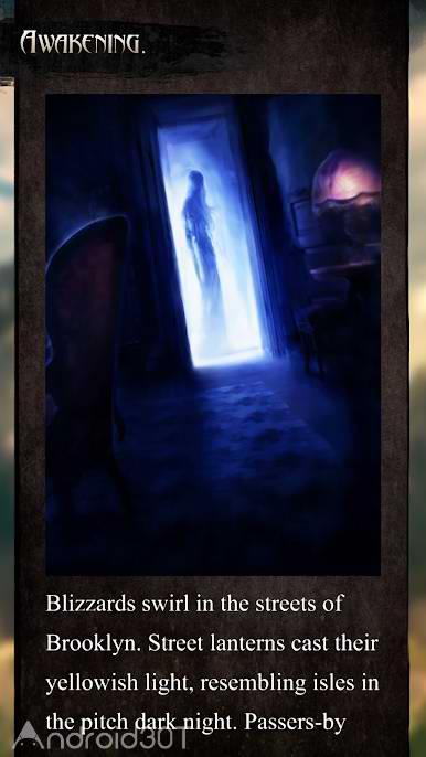 دانلود Transomnia Horror Gamebook 1.2.0 – بازی ترسناک ترانسومونیا اندروید