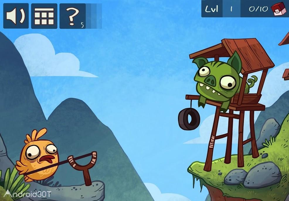 دانلود Troll Face Quest Video Games 2.1.9 – بازی پازلی ترول اندروید