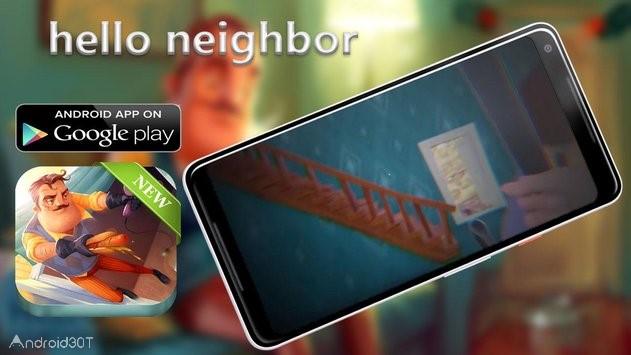 دانلود guia hello neighbor 0.1 – بازی ماجراجویی همسایه اندروید