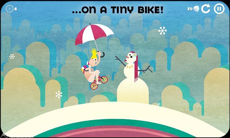 دانلود iCycle: On Thin Ice 1.0.0 – بازی جذاب دنیس عاشق اندروید