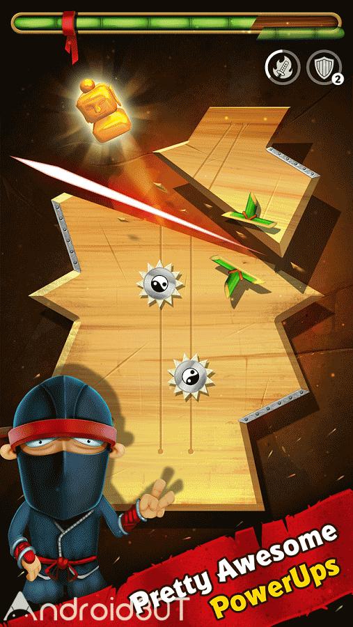 دانلود iSlash Heroes 1.7.7 – بازی برشکاری نینجا ۲ اندروید
