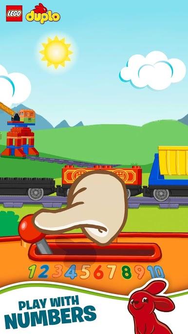 دانلود LEGO® DUPLO® Train 2.3.0 – بازی آموزشی لگو برای اندروید