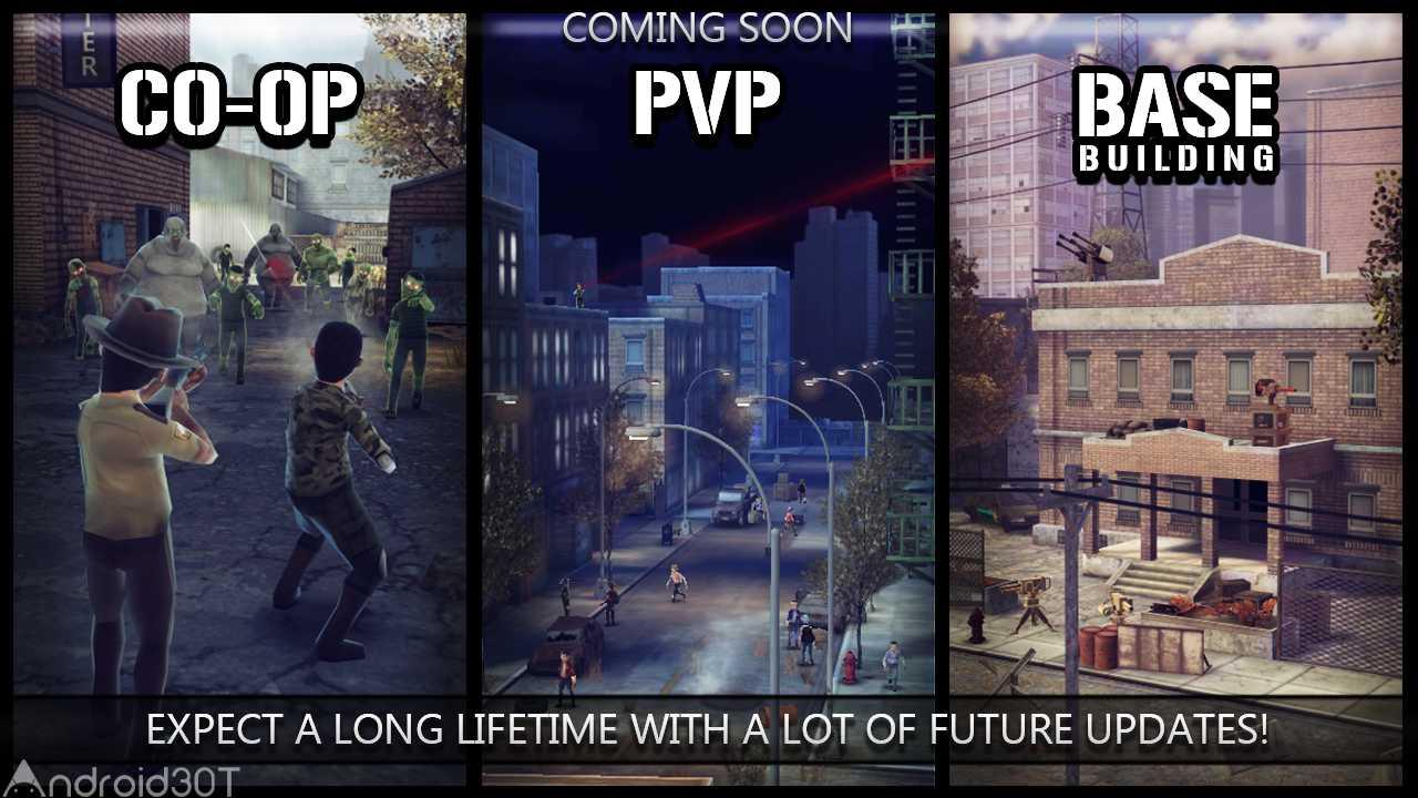 دانلود Last Hope Sniper – Zombie War 3.1 – بازی اکشن امید تک تیرانداز اندروید