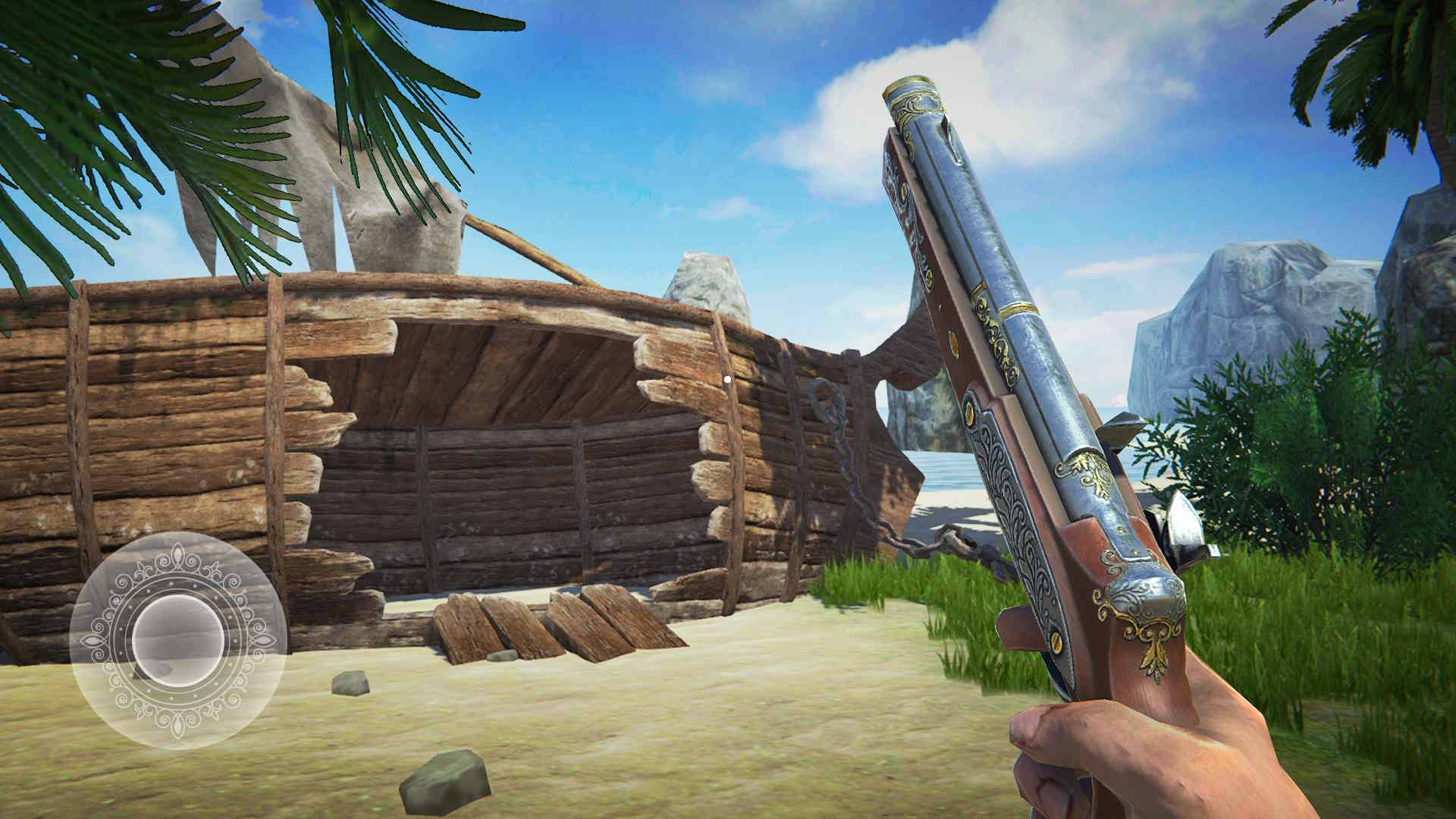 دانلود Last Pirate: Island Survival 0.924 – بازی ماجراجویی بقا در جزیره اندروید