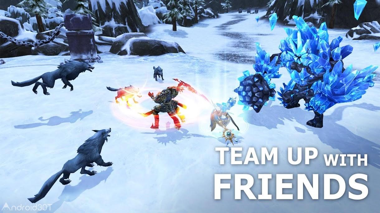 دانلود League of Angels:Origins 1.0.21 – بازی نقش آفرینی لیگ فرشتگان اندروید