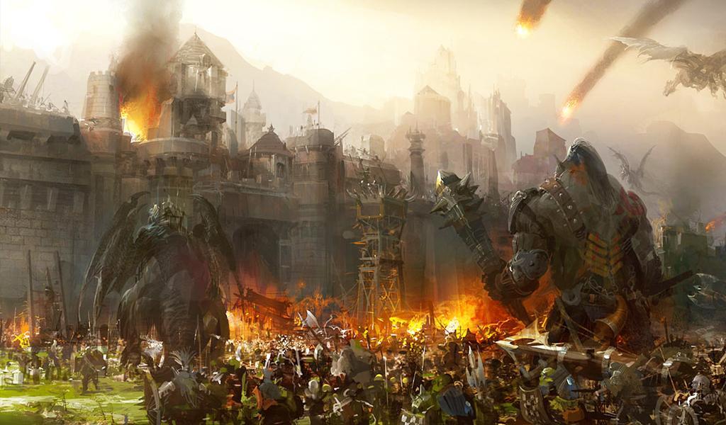 دانلود Legacy Of Warrior 5.2 – بازی اکشن میراث یک جنگجو اندروید