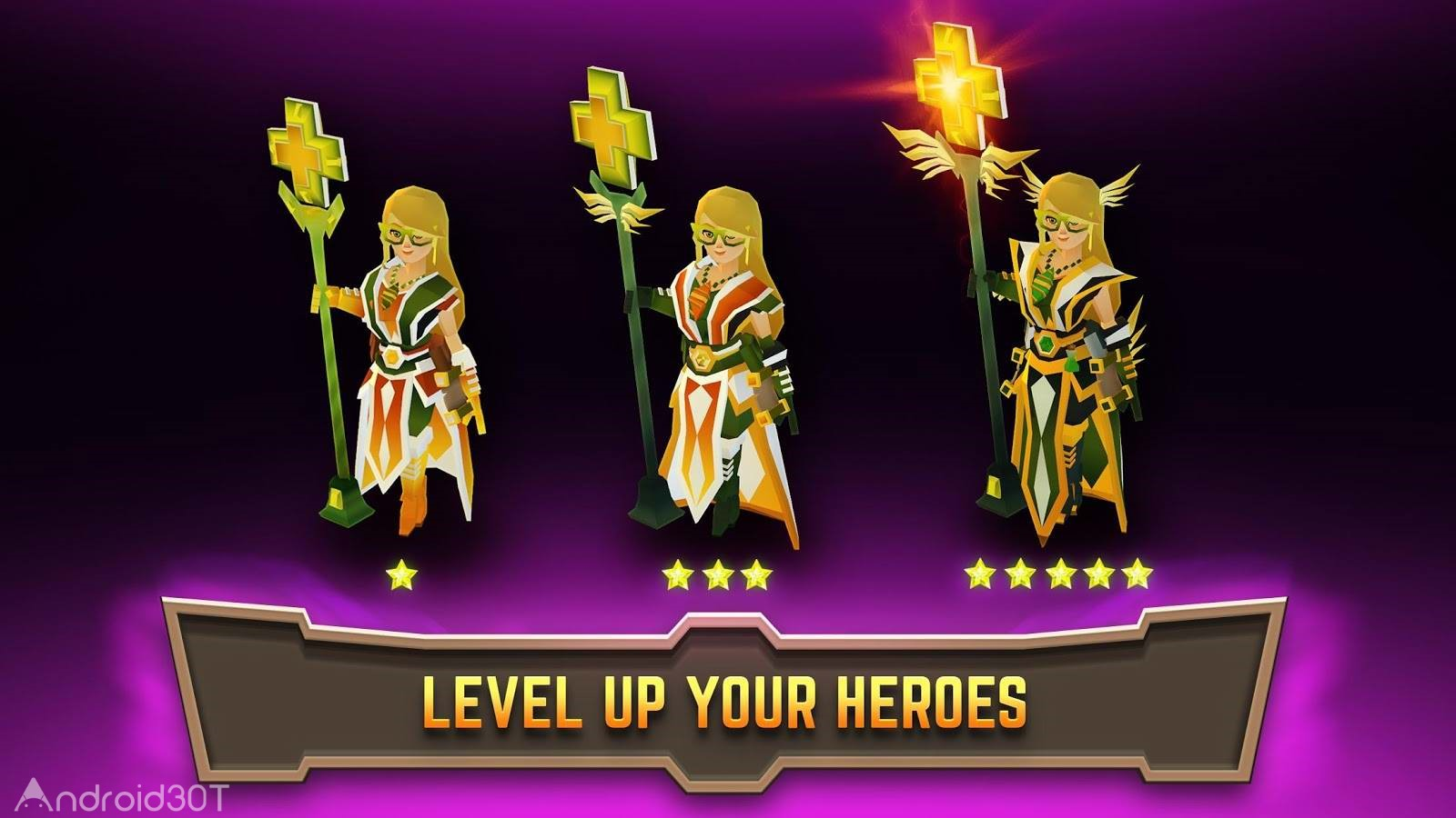 Legacy Quest: Rise of Heroes 1.2.40 – بازی ظهور قهرمانان اندروید