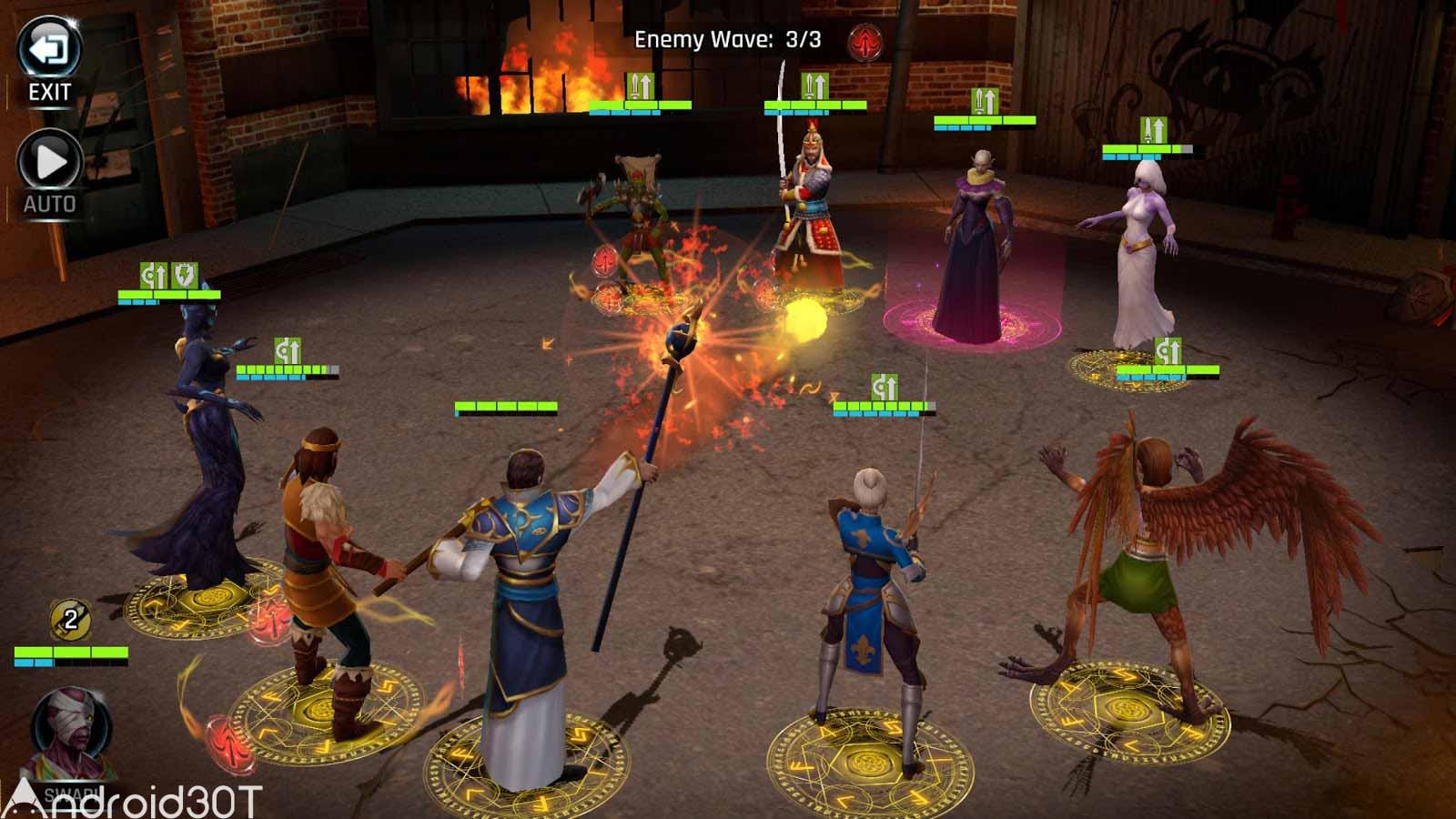 دانلود Legends Reborn 5.0 – بازی تولد دوباره افسانه اندروید