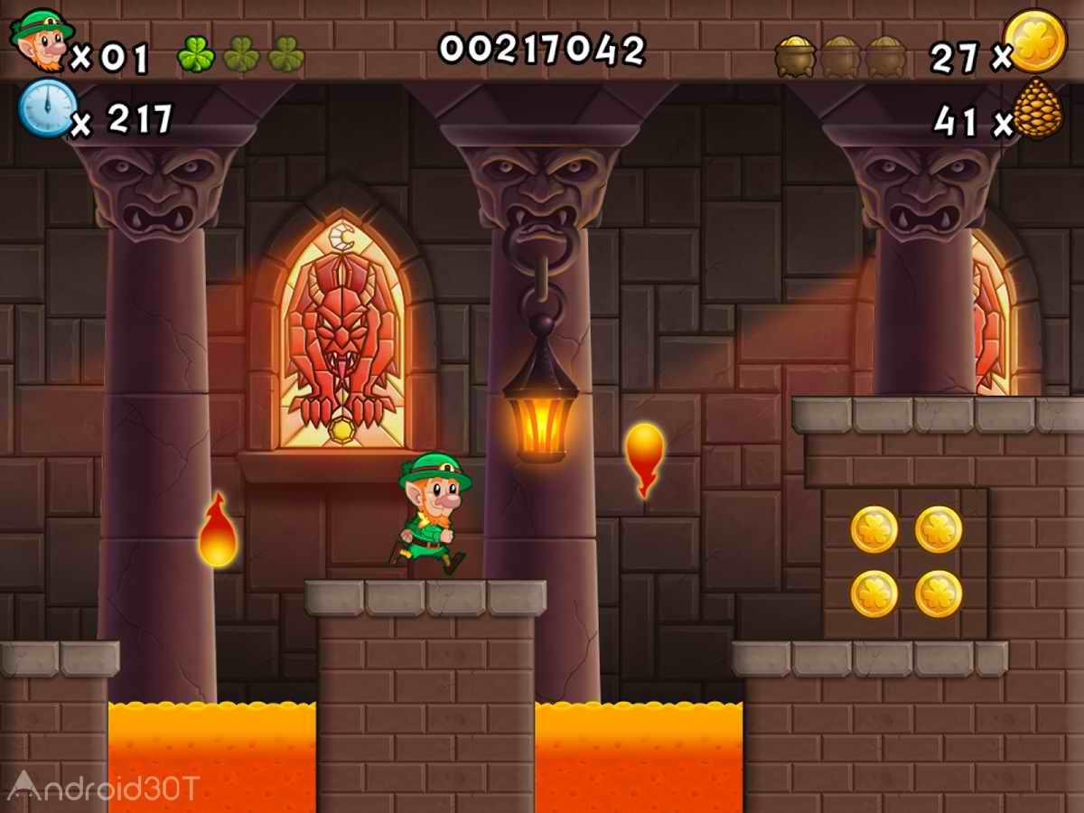 دانلود Lep's World 2 v3.6 – بازی دنیای لپ 2 سبک ماریو اندروید
