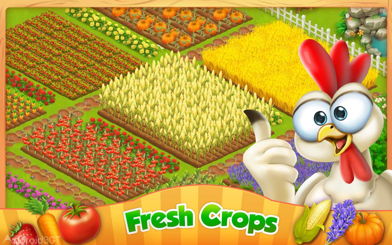دانلود Let's Farm 8.21.3 – بازی پرطرفدار مزرعه داری اندروید
