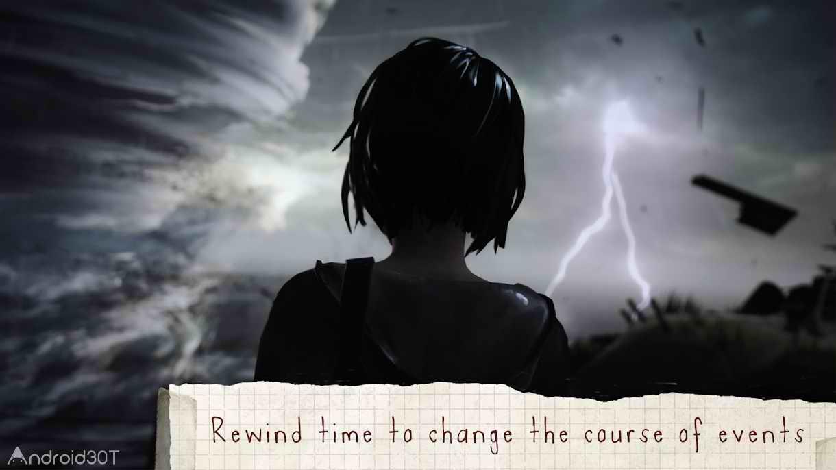 دانلود Life is Strange 1.00.258 – بازی ماجراجویی زندگی عجیب برای اندروید