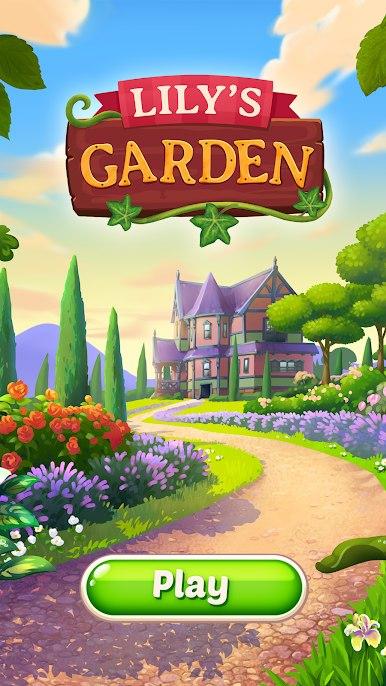 دانلود 1.98.0 Lily's Garden – بازی پازلی جذاب برای اندروید