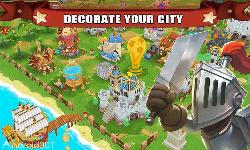 دانلود Little Empire 1.26.2 – بازی پرطرفدار پادشاه کوچک اندروید