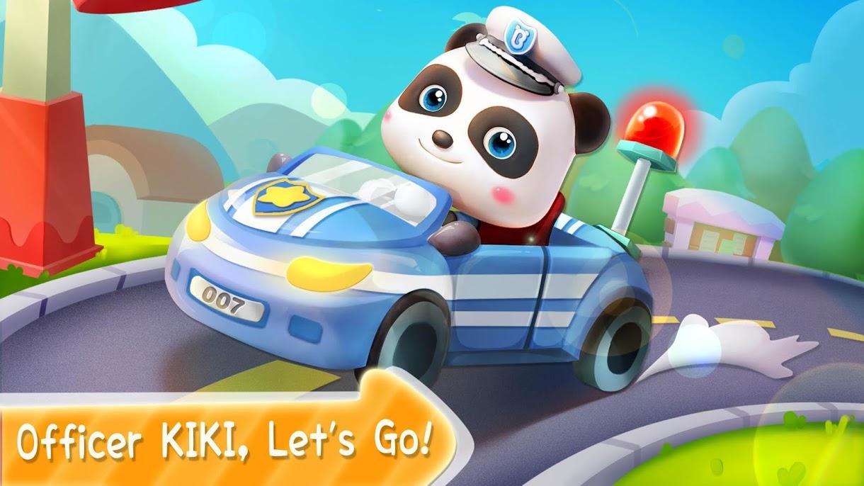 دانلود Little Panda Policeman 8.38.00.02 – بازی کودکانه برای اندروید