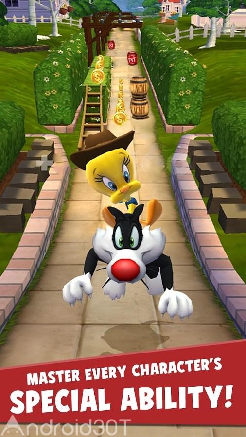 دانلود Looney Tunes Dash 1.93.03 – بازی خاطره انگیز لونی تونز اندروید