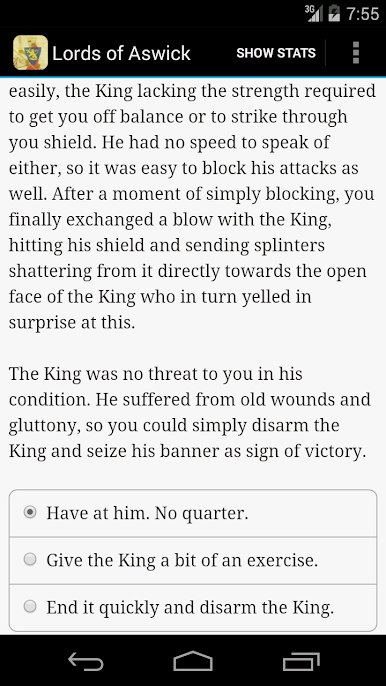 دانلود 1.0.5 Lords of Aswick – بازی لورد آسویک برای اندروید