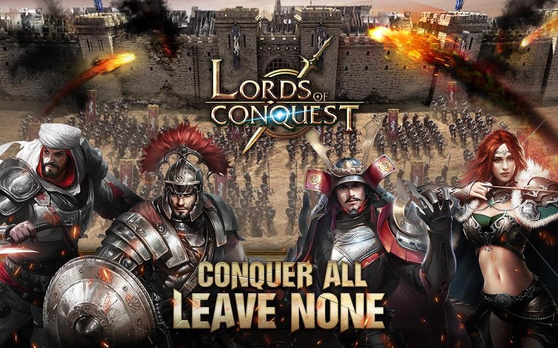 دانلود Lords of Conquest 0.19.1 – بازی استراتژی اربابان فاتح اندروید