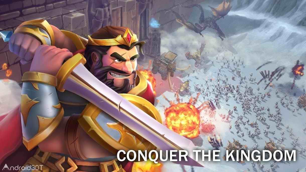 دانلود Lords of Empire 2.0.4 – بازی استراتژیکی اربابان امپراطوری اندروید
