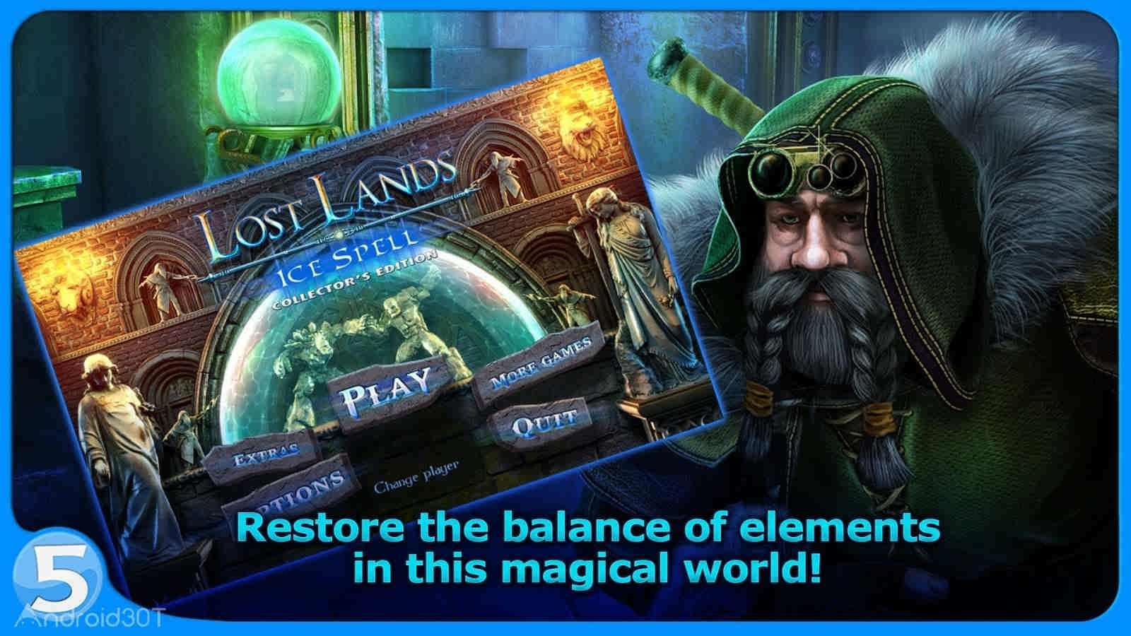 دانلود Lost Lands 5 (Full) v1.0.3 – بازی سرزمین گمشده 5 اندروید