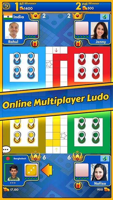دانلود Ludo King 6.3.0.196 – بازی منچ و مارپله آنلاین اندروید