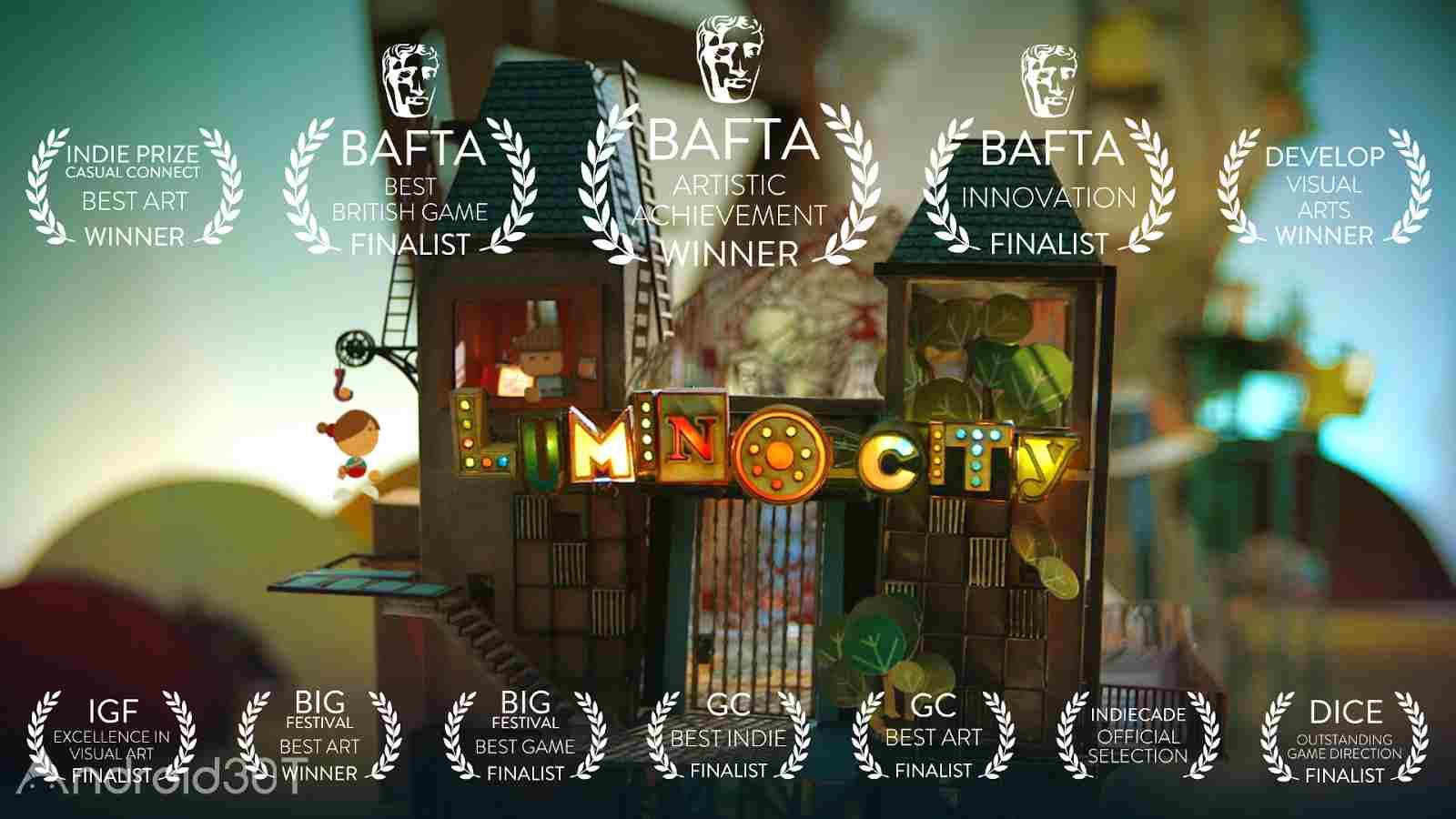دانلود Lumino City 1.2.13 – بازی ماجراجویی شهر لومینو اندروید
